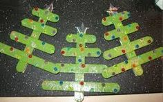 christmas crafts recycled materials - Buscar con Google