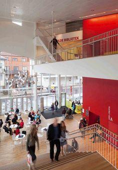 Plassen Cultural Centre, Molde