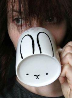 // DIY familial #71 : un mug vraiment trop cute //En habile et créative maman qui a toujours un tour dans son sac pour occuper ses kids...