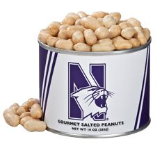 Peanuts blistered and salted for delicious snacking.