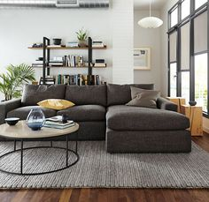 Harding Sectionals - Sectionals - Living - Room & Board