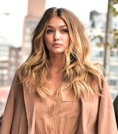 Steal Gigi Hadid's Golden Blonde