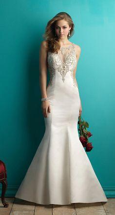 Allure Bridals Fall 2015 Wedding Dress Allure Bridals 9252