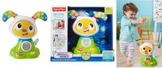 Fisher-Price Dance & Move BeatBowWow $19.75 - http://www.swaggrabber.com/?p=310968