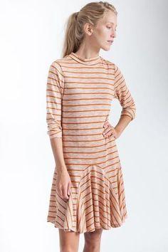 Nerano Dress Toffee