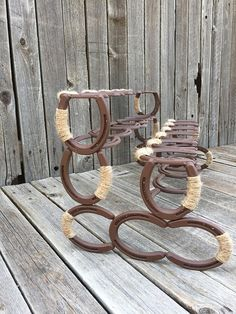 Horseshoe Boot Rack Boot Rack Southern Decor Horseshoe Art