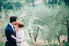 Tuscania Events couple