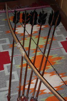 #Prepper #Survival - Making arrows...