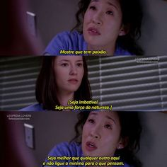 Anatomy Grey, Greys Anatomy George, Greys Anatomy Frases, Grey Anatomy Quotes, Cristina Yang, Grey Quotes, Intelligent Women, Gray Matters, Star Wars