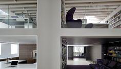 Soho Duplex Loft — David Hotson Architect