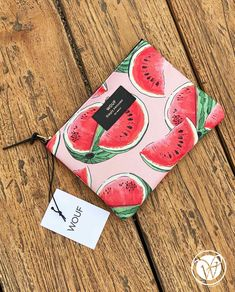 "Täschchen ""Watermelon"" Flamingo, Bags, Fashion, Handbags, Moda, La Mode, Dime Bags, Flamingos, Fasion"