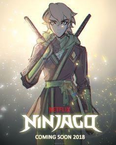 Ninjago on Netflix Lego Ninjago Lloyd, Ninjago Kai, Ninjago Memes, Lego Ninjago Movie, Itachi, Character Art, Character Design, Randy Cunningham, Treasure Planet