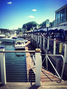 Just another sunny day @ BLU #summer #waterfront