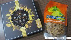 Cebu Best Mango Chocolate as seen on FrannyWanny's blog! :)