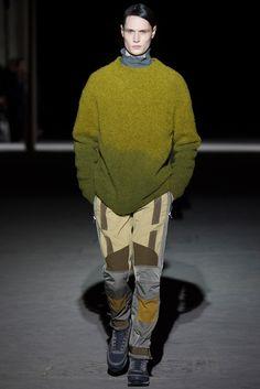 Fall 2014 Menswear - Dries Van Noten