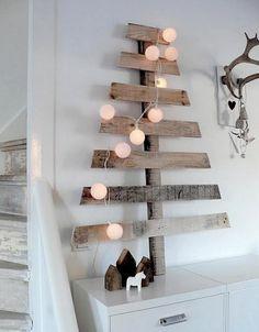 Albero stilizzato #natale #christmas #xmas #decorations #handmade #crafty #faidate