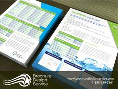 Brochure Design - Inspiration, Samples, Examples, Templates, Sizes - http://www.brochuredesignservice.com/Brochure-Design-T3273.html