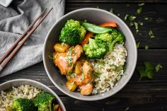 This 21 Day Fix Instant Pot Teriyaki Chicken gives you all of the delicious flavor that you're looking for without all of the added calories, fat and sugar. An incredibly healthy and quick kid-friendly dinner! #21dayfix #instantpot #dinner #kidfriendly #healthy #lunch #mealprep