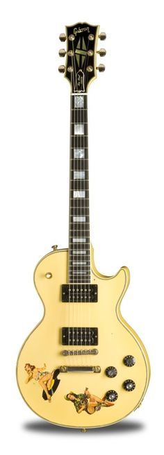 Steve Jones Sex Pistols guitar