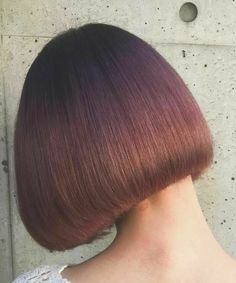 Soft Hair, Silky Hair, Short Bob Haircuts, Bob Hairstyles, Angled Bobs, Inverted Bob, Medium Hair Styles, Short Hair Styles, Shaved Bob