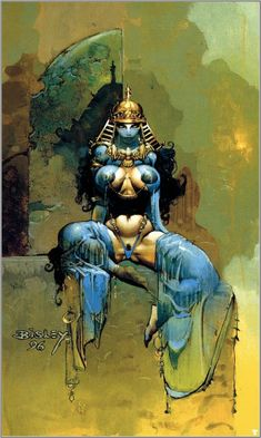 simon_bisley_018 | The Art of Simon Bisley