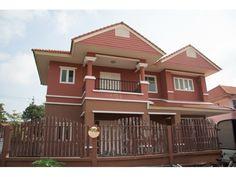 House for sale in Bangkok, บ้านเดี่ยว 2 ชั้น 79.2 ตร.วา ม.เรสสิเด้นท์1 ชวนชื่น คู้บอน27 แยก11 | ซื้อง่าย ขายฟรี ที่ dealfish.co.th #house #condo #apartment #land #thailand