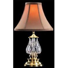 Blue Bell Versailles Brass Accent Lamp