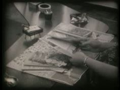 Doorklikken voor een fragment uit een vroege voorlichtingsfilm ter voorkoming van (de toenemende) kleine criminaliteit