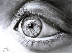 Realistic Drawing Tutorials, Artworks, Drawing Eye, Paper Work,