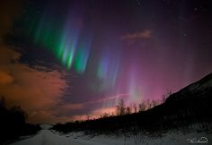 Poluted nightsky by Ole C. Salomonsen, via Flickr