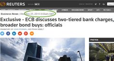 On Wednesday last, 25 th November, an article appeared on the Reuters web site to the effect that certain un-named European Central Bank. Foreign Exchange, Life Pictures, Business News, Marketing