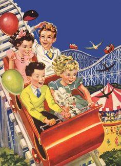 Vintage Americana Fairs!