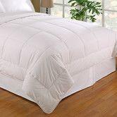 Found it at Wayfair - Wool Filled Cotton Comforter