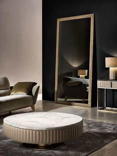 Fendi Casa Tiffany Sofa And Tolomeo Coffee Tables Fendi