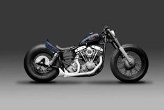 Bobber Inspiration | Bobbers & Custom Motorcycles | Shovelhead