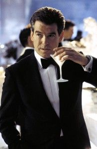 How to Dress Like a British Superspy - Part 1.  James Bond, the #1 most requested tuxedo look!
