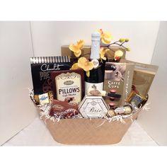Housewarming or Congratulations! Gift basket