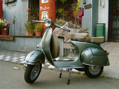 #Vintage #Scooter