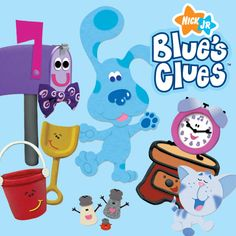 """Blue's Clues -- helps children learn to solve """"mysteries"""" through finding clues throughout each show"""