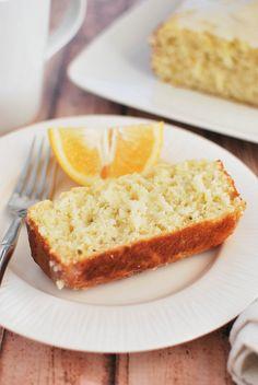 Meyer Lemon Zucchini Bread @fakeginger