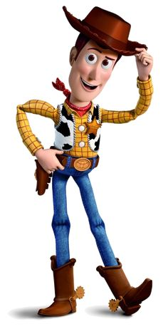 Toy Story- Woody the Cowboy