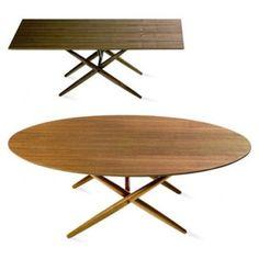 Ilmari Tapiovaara Ovalette Tables