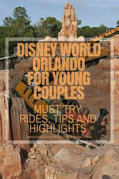 Disney World Orlando For Young Couples – Must try Rides, Tips and Highlights