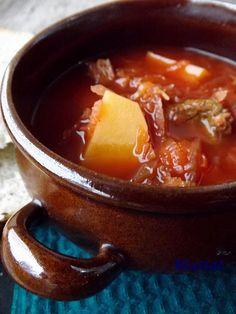 Soup, Soups