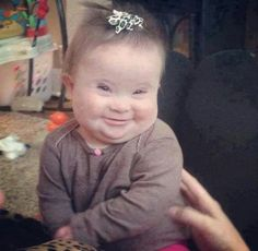 Supporter of Down Syndrome