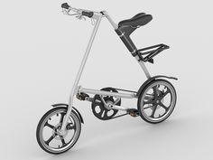 Strida Lt Bike 3D Model - 3D Model