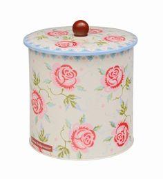 Emma Bridgewater Rose & Bee Biscuit Barrel