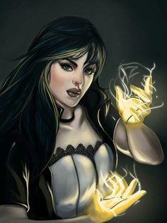ZATANNA | Justice League Dark •Claudio