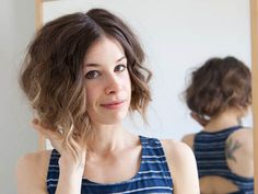 Inspired by the looks in our latest stylebook video, we show you how you can make the cut without the commitment with this faux bob hair tutorial.