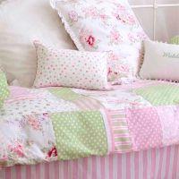 Custom Cot Duvet Set - Patchwork #mamadoo #cot #bassinet #bedding